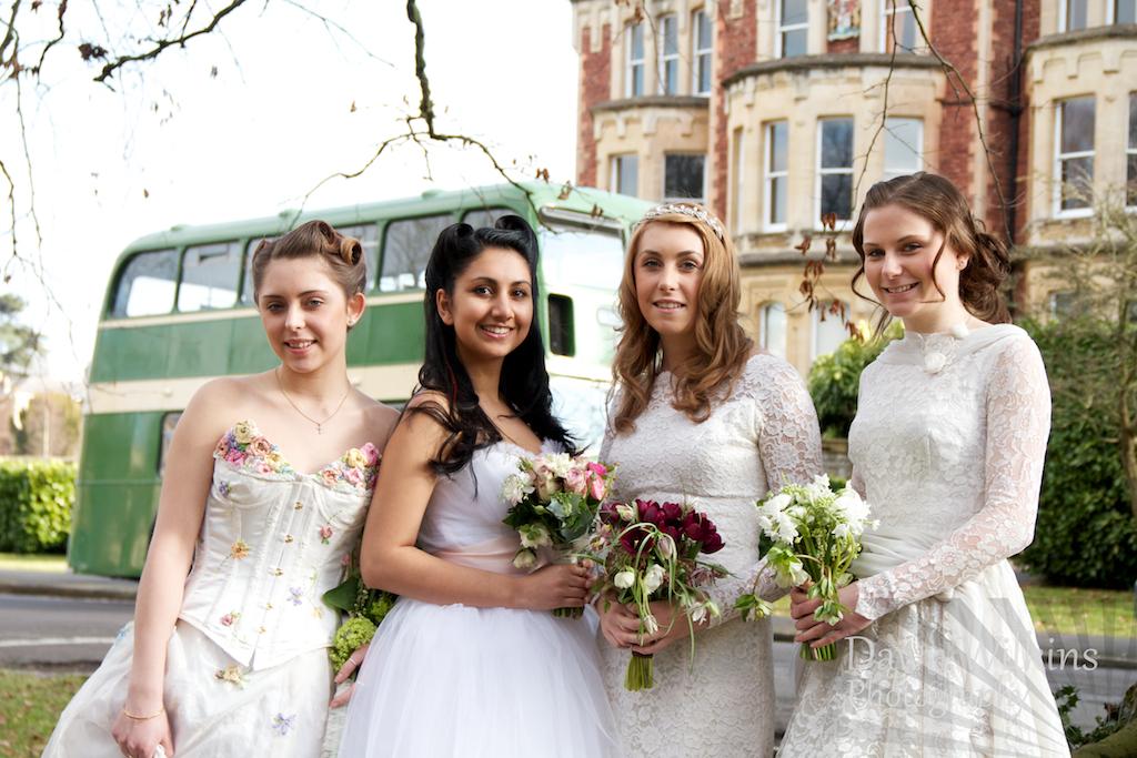 Bristol Vintage Wedding Fair: February 2012
