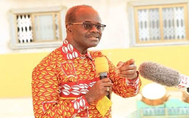 You can't buy TV set-top boxes with our money – Nduom to Ursula