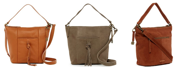Lucky Brand Carmen Bucket Bag $47 (reg $188)