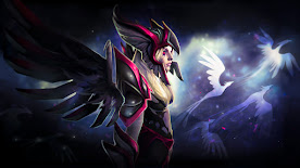 Vengeful Spirit DOTA 2 Wallpaper, Fondo, Loading Screen