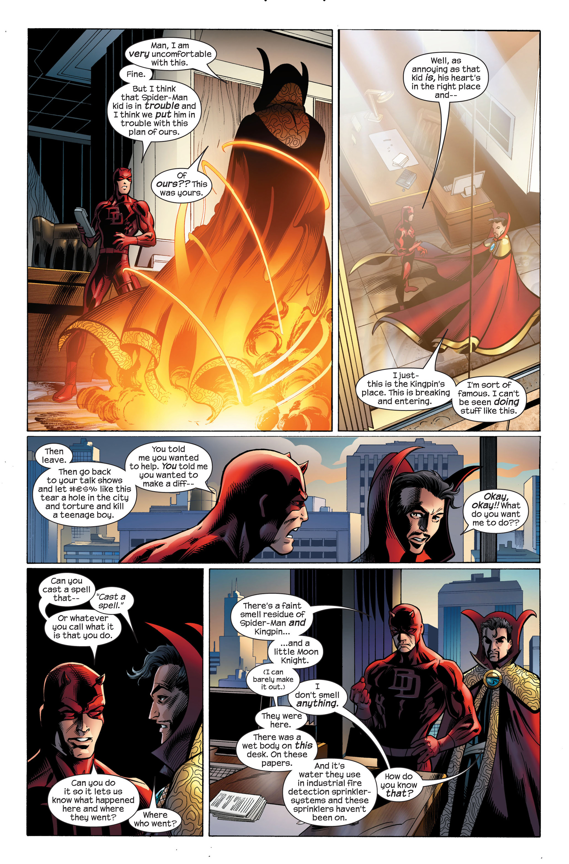 Read online Ultimate Spider-Man (2000) comic -  Issue #109 - 13