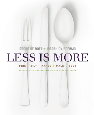 Cover Less is more