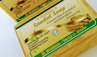 Herbal Sandal Soap For Fair Skin