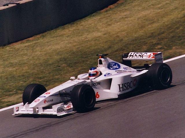 Gambar Mobil Balap F1 Stewart 02