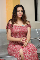 Diksha Panth in a Deep neck Short dress at Maya Mall pre release function ~ Celebrities Exclusive Galleries 075.JPG