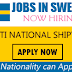 Urgent Requirement for Sweden 2018 – Apply Now