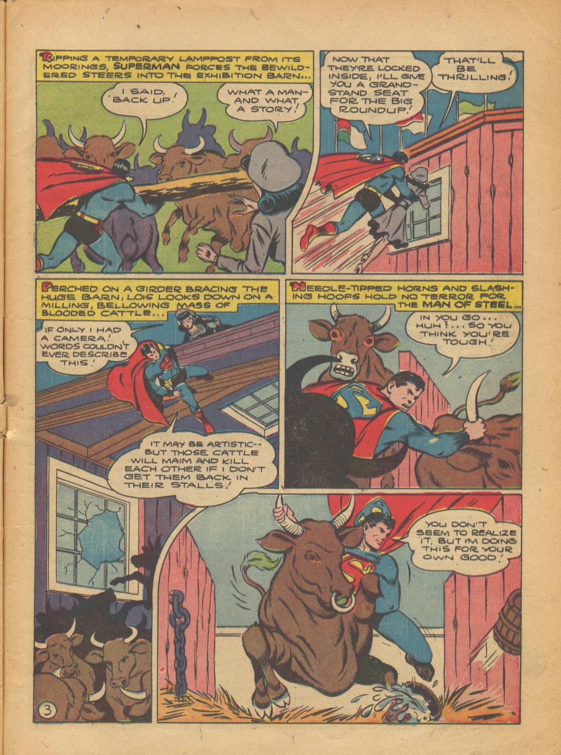 Action Comics (1938) 69 Page 3