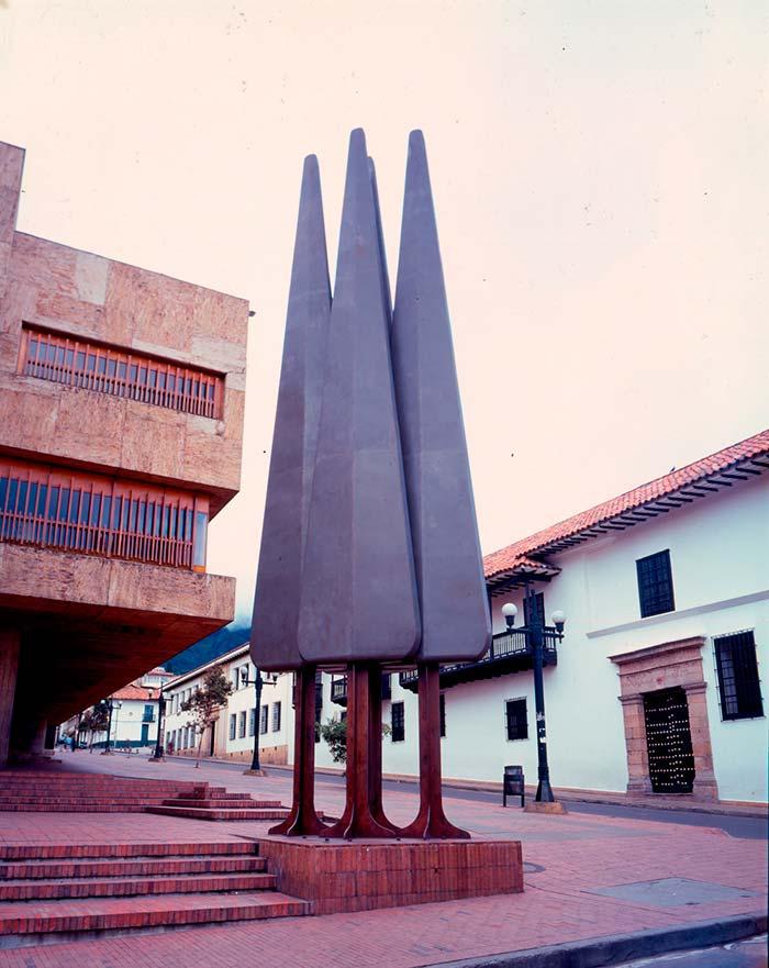 """""""Bosque Cultural"""" de Bernardo Salcedo"""