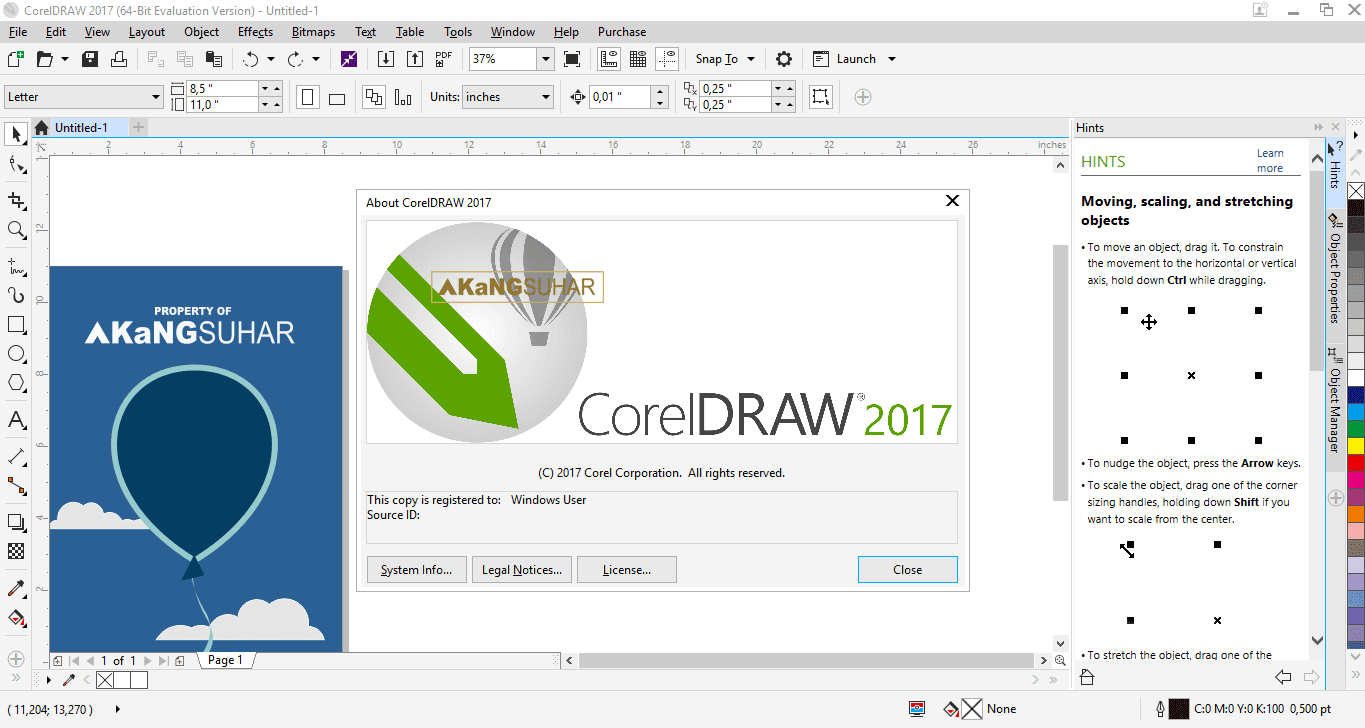 Corel draw graphic suite x5 key generator