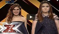 JEBE & PETTY - HEY MAMA (David Guetta ft. Nicki Minaj) - Result & Reunion - X Factor Indonesia 2015