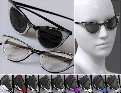 VRV Raine Glasses