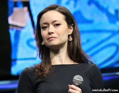 Summer Glau - Stan Lee's Comikaze Expo 2015