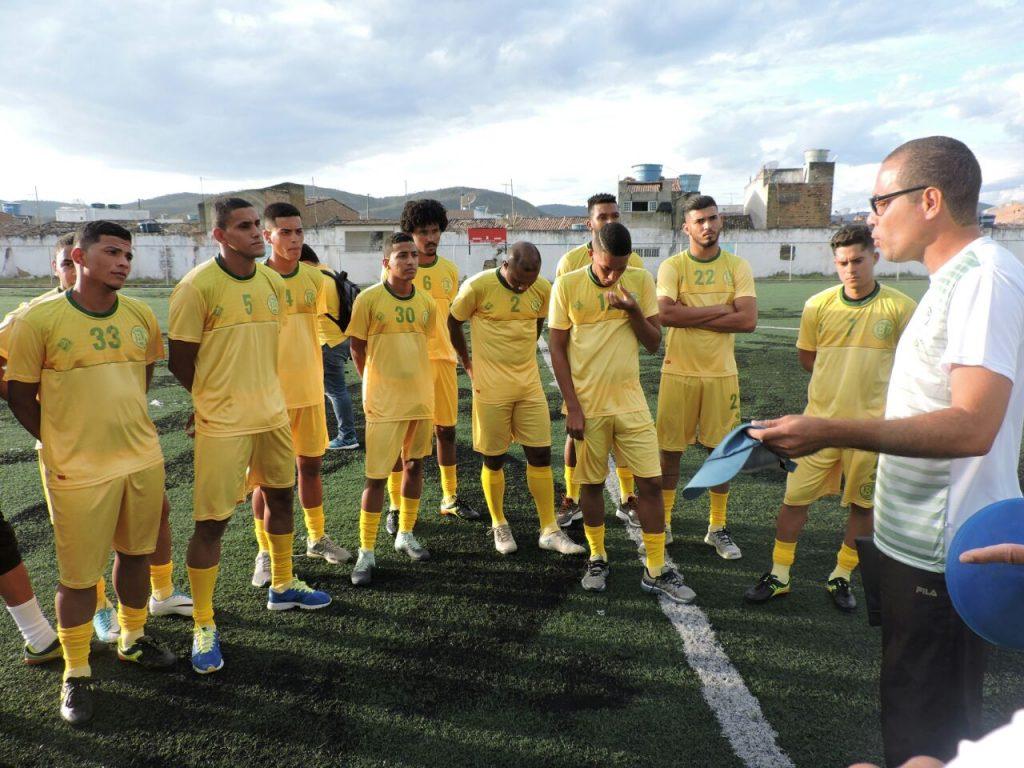Panorama Esportivo PE  Belo Jardim apresenta elenco para a temporada ... 418b7cb1205dc