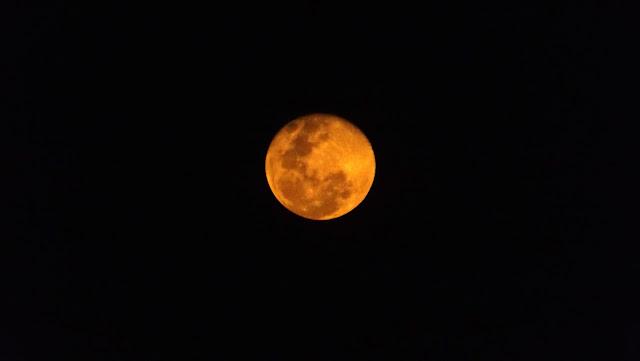Bulan Purnama 1 Mei 2018