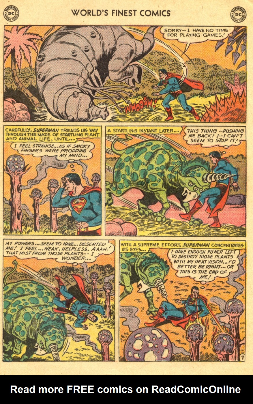 Read online World's Finest Comics comic -  Issue #130 - 9