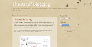 Blogger Template - Watermark