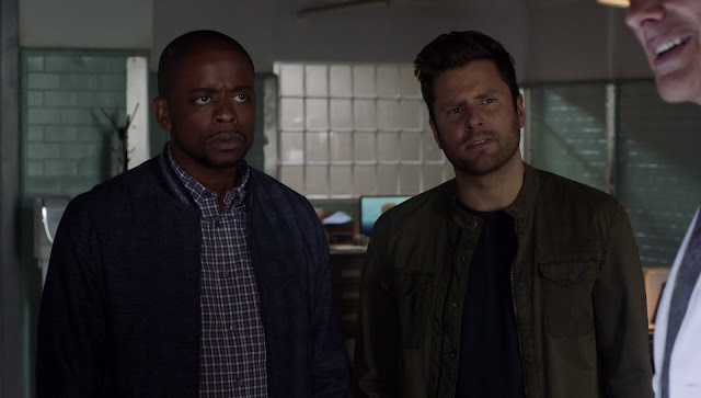 Psych The Movie imágenes hd