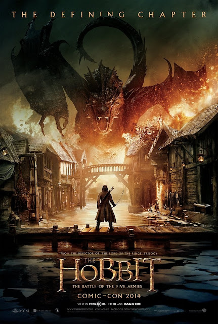 The Hobbit 3 The Battle of the Five Armies 2014