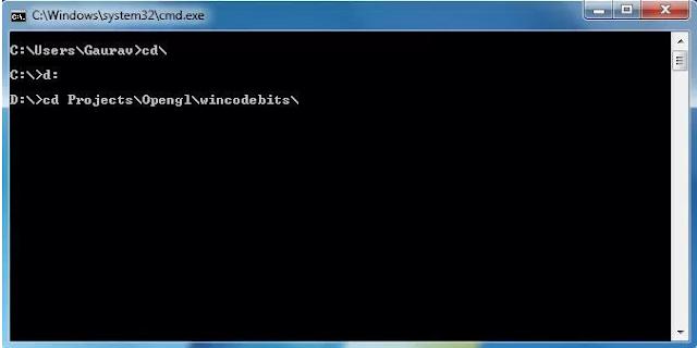 Beberapa trik command line Windows mungkin anda tidak tahu