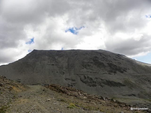 ANDAINA - Del VELETA al MULHACÉN (Cumbre más alta de la Peninsula)
