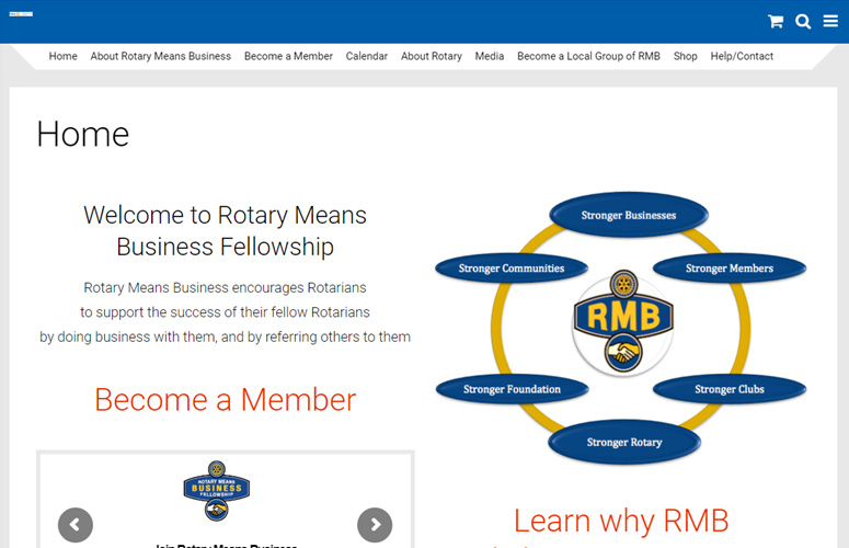 Rotary Means Business Fellowship