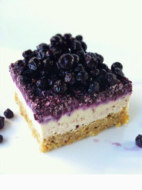 No Bake Blueberry Cheesecake Recipe Mala S Cooking Tips