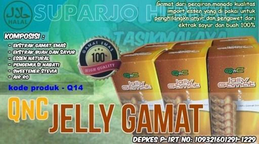 QnC Jelly Gamat ~ Obat Tradisional Penyakit Diabetes Murah