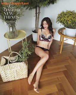 Jin Hee diện bikini very sexy