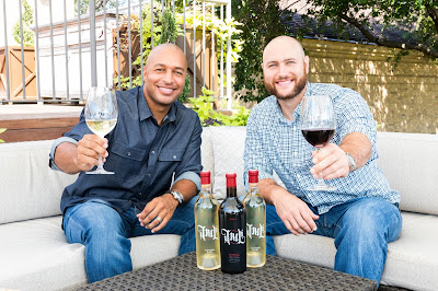 Vernon Wells & Chris Iannetta of JACK Wines