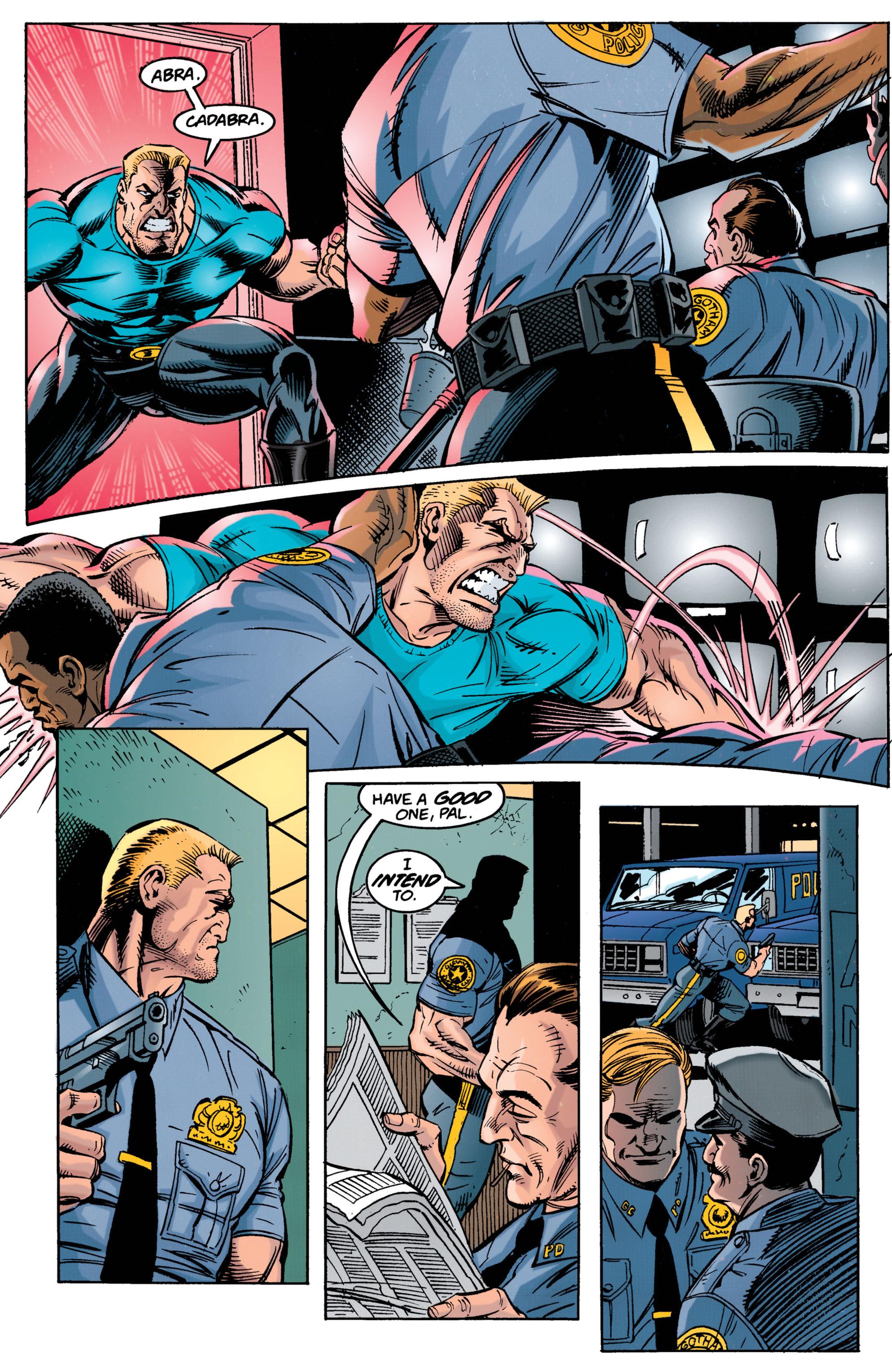 Detective Comics (1937) 698 Page 7