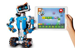 Lego Boost CES Las Vegas robótica infantil Novedades 2017