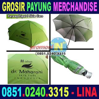 Jual Merchandise Payung Murah Grosir dr Maharani Skin Care Indonesia