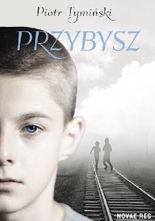 """""""Przybysz"""" - Piotr Tymiński"""