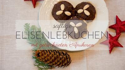 Elisenlebkuchen gehören auf jeden Plätzchenteller zu Weihnachten. Meistens stammen sie aus dem Supermarkt und sind viel zu süß. Diese Lebkuchen sind nicht zu süß, ohne Zitronat und Orangeat und direkt schön saftig ohne ziehen zu müssen. Ich verate euch, wie ihr die leckeren Elisenlebkuchen selbst backen könnt.