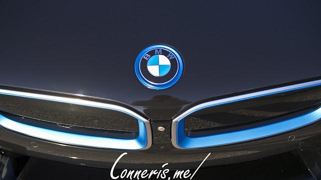 BMW i8 Kidney Grill