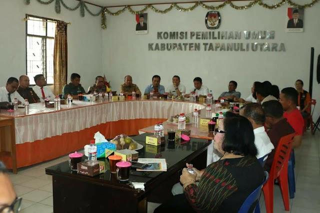 Kesiapan KPU Taput Dalam Penyelenggaraan Pemilu 2019