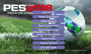 FTS 18 Evolutions Apk + Data Obb Android