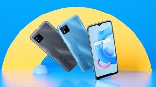 Harga dan Spesifikasi Realme C20, ponsel Rp 1 Jutaan