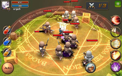 Download Darklord Tales v1.0.0.29 MOD Apk (Massive Damage & More) Screenshot 3