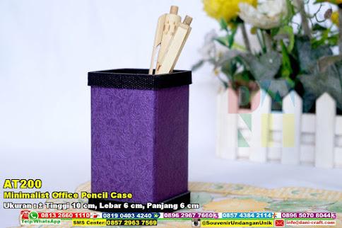 Minimalist Office Pencil Case