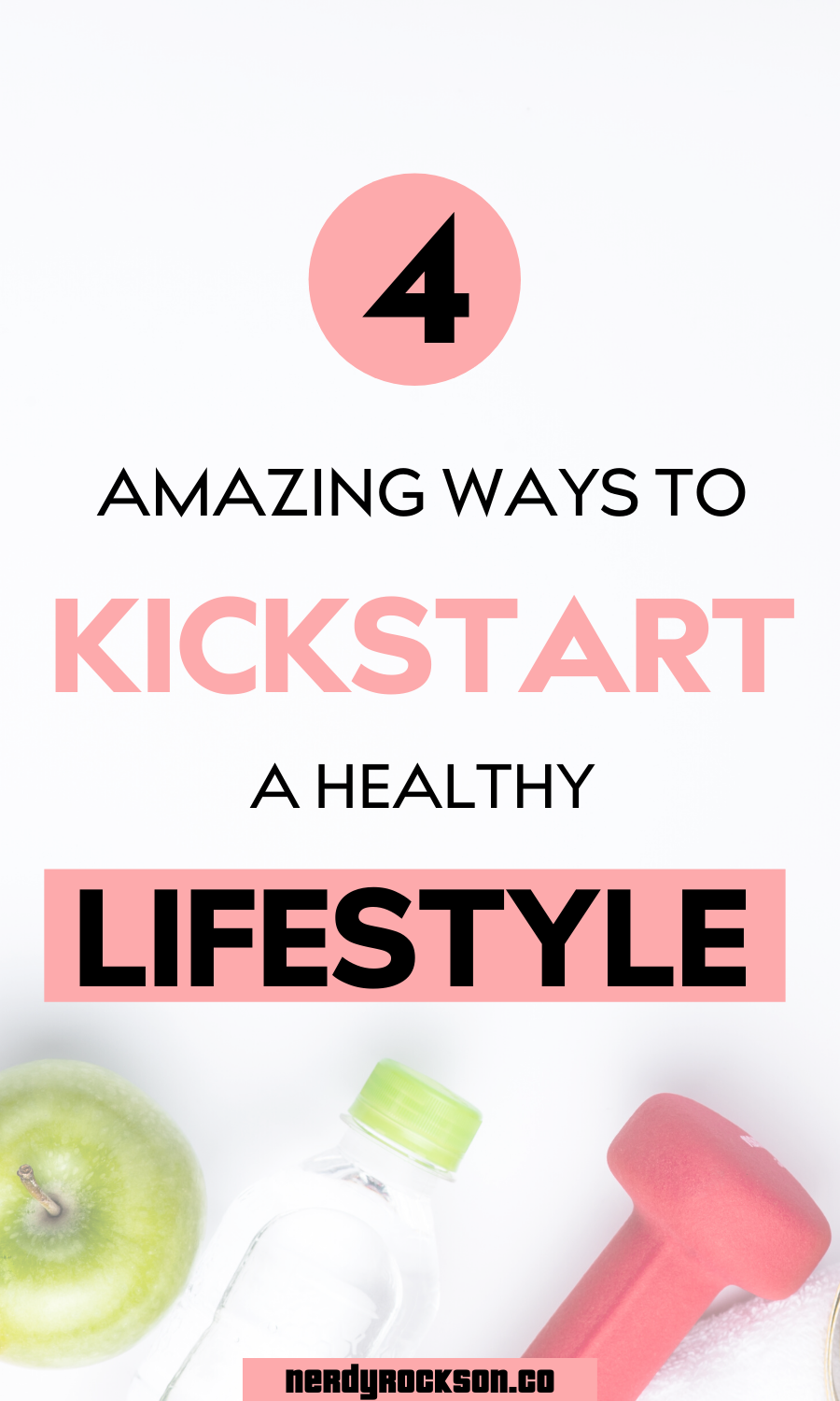 Kickstarting Your Healthy Lifestyle in 2020