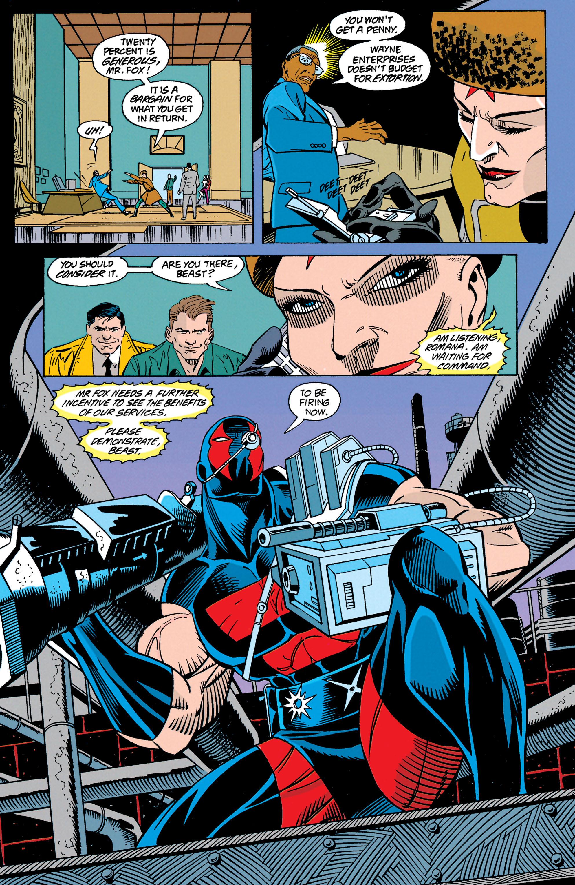 Detective Comics (1937) 682 Page 11
