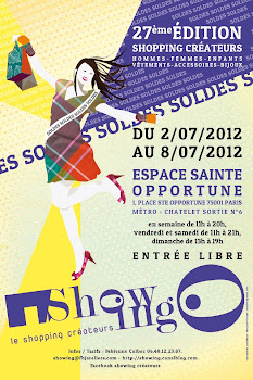 Expo Vente special Soldes avec Showing