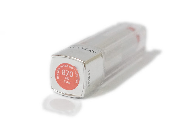 Revlon Ultra HD Lipstick in Tulip 870