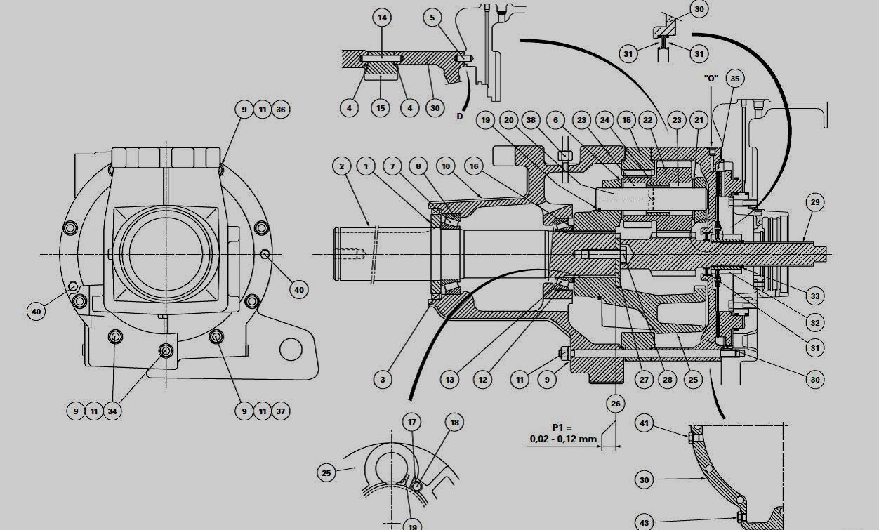 bosch tractor wiring diagram