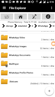 How to Download whatsapp status videos?