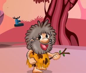 GoClicker Hungry Cave Man…
