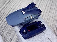 DJI Mavic Pro Folded With Transmitter
