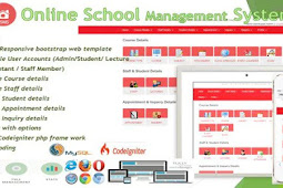 eSMS - Online School Management System