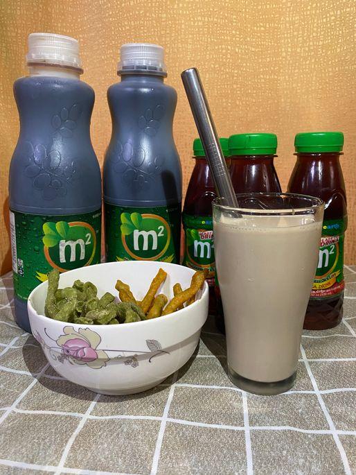 M2 Malunggay Milk Tea Drink